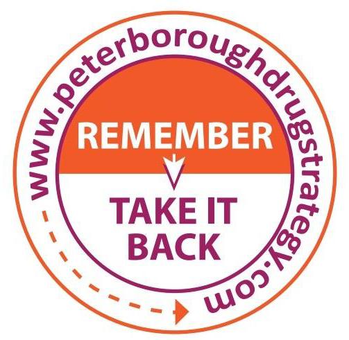 Remember to take it back